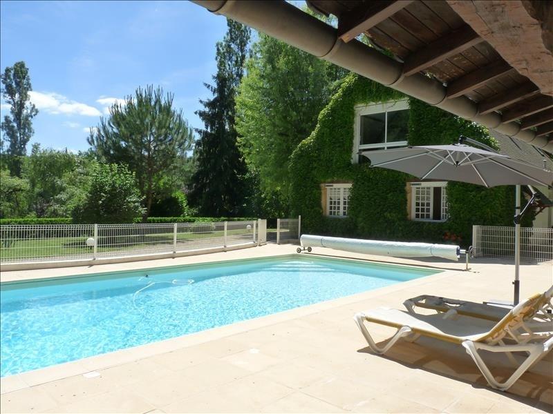 Deluxe sale house / villa Agen 488000€ - Picture 1