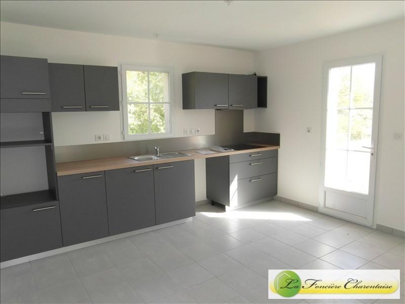 Vente maison / villa Aigre 118800€ - Photo 3