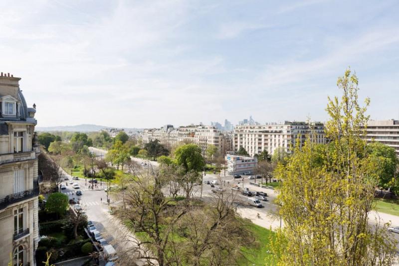 Revenda residencial de prestígio apartamento Paris 16ème 3450000€ - Fotografia 14
