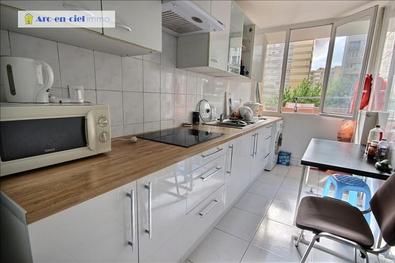 Sale apartment Aubervilliers 263 000€ - Picture 2