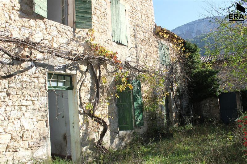 Vente maison de caract re a r nover fontaine de vaucluse for Achat maison luberon