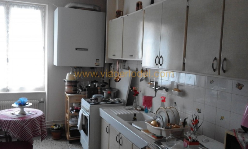 Life annuity apartment Clermont-ferrand 46 000€ - Picture 3