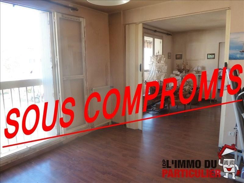 Vente appartement Vitrolles 163000€ - Photo 1
