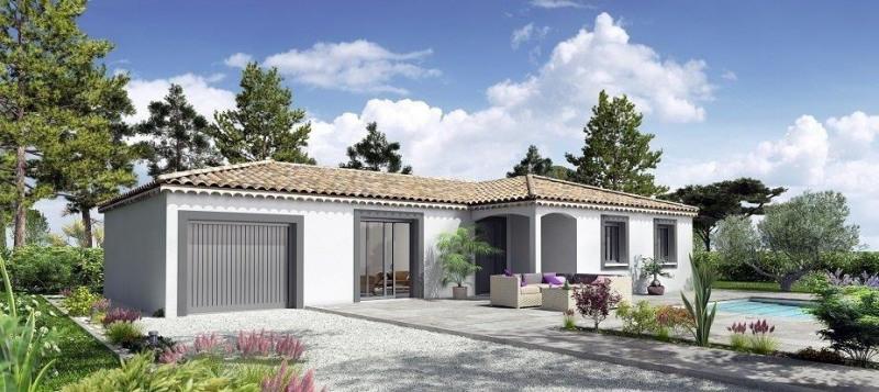 Maison  4 pièces + Terrain 475 m² Courthezon par Villas Trident Graveson