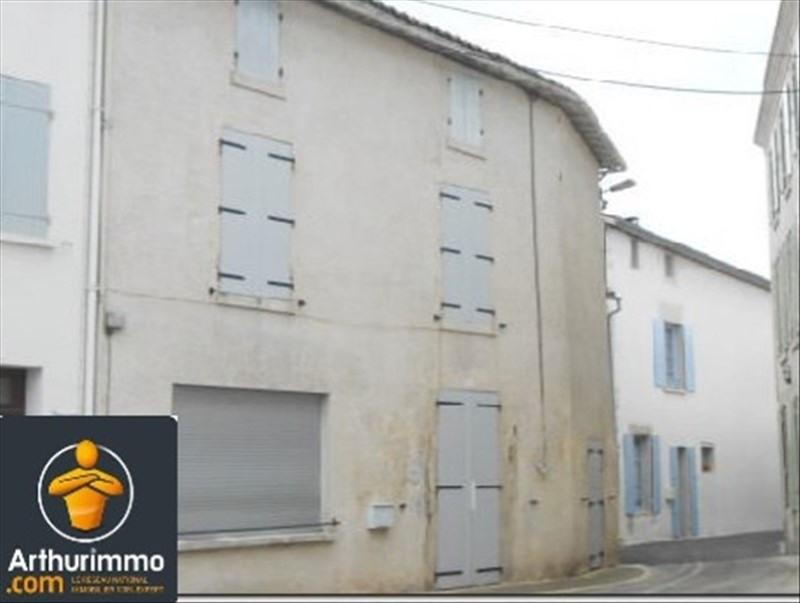 Sale house / villa Aulnay 70200€ - Picture 1