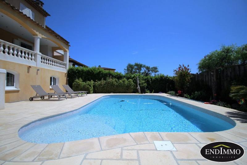 Deluxe sale house / villa Villeneuve loubet 755000€ - Picture 2