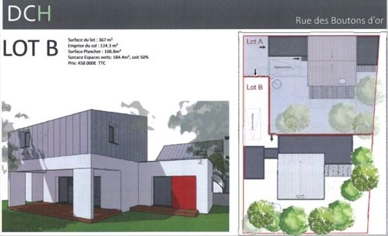 Sale house / villa Saint herblain 458000€ - Picture 1