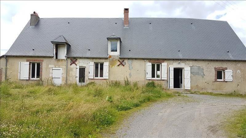 Rental house / villa Mery es bois 900€ CC - Picture 1