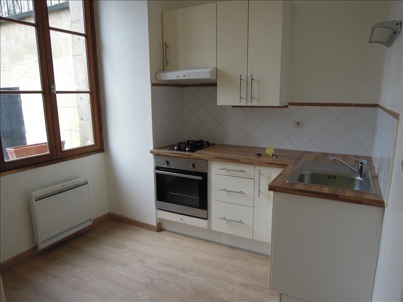 Rental apartment Pierrefonds 470€ CC - Picture 1