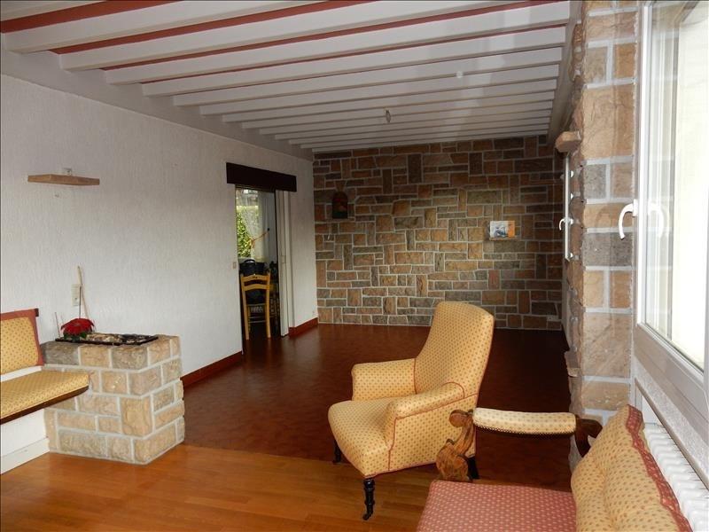 Sale house / villa St cyr sur le rhone 335000€ - Picture 4