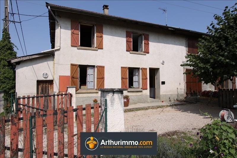 Sale house / villa St jean de soudain 108000€ - Picture 1