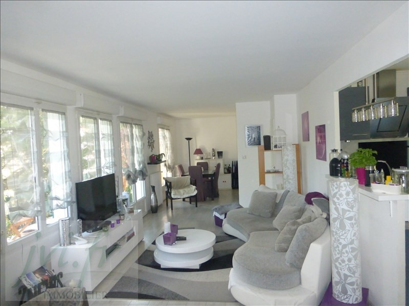 Vente maison / villa Margency 378000€ - Photo 1