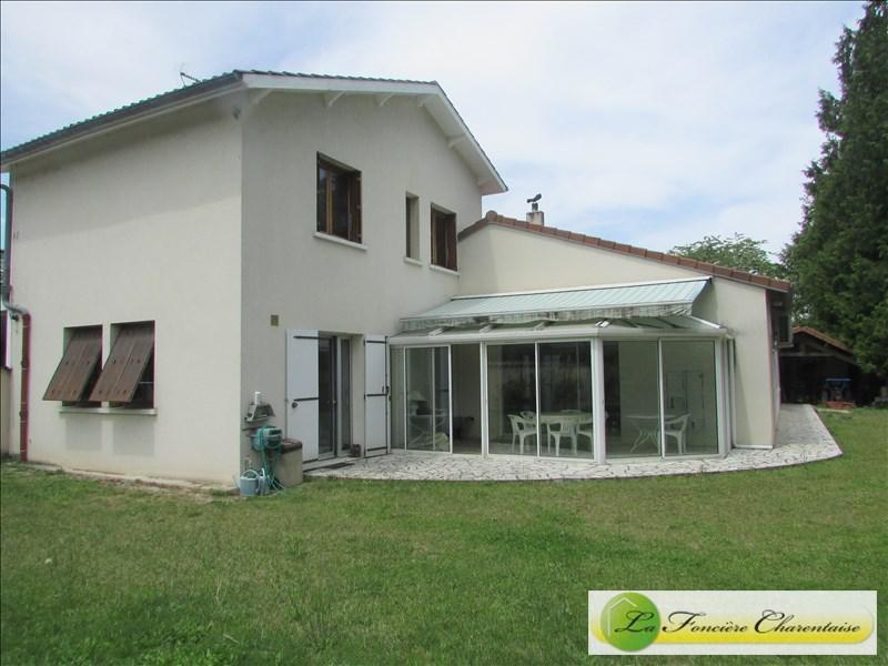 Vente maison / villa Aigre 173000€ - Photo 1