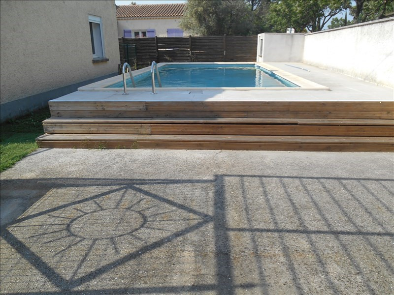 Location maison / villa Carpentras 1 140€ CC - Photo 2