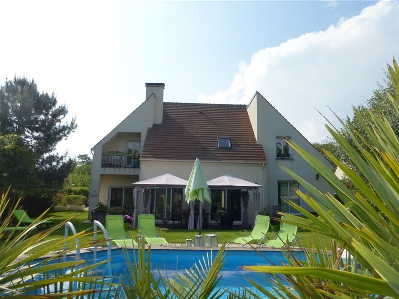 Sale house / villa Andilly 720000€ - Picture 1