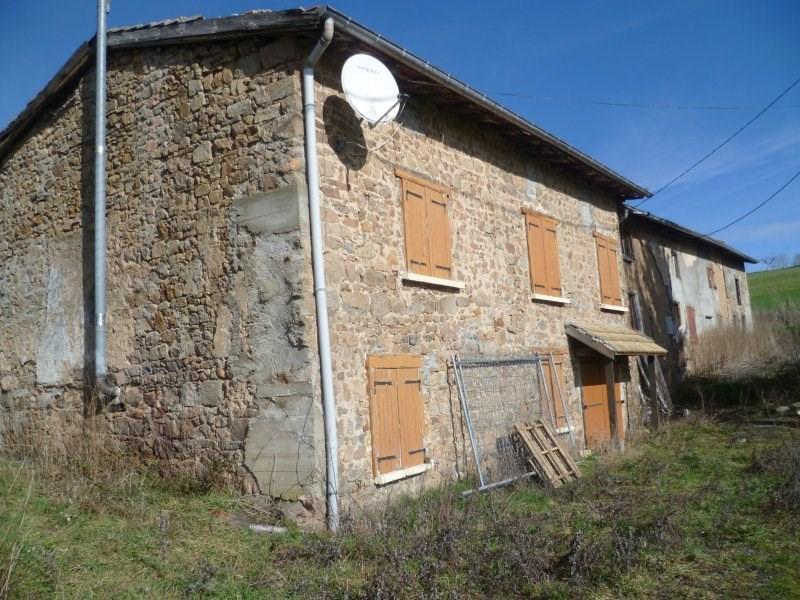 Vente maison / villa St laurent de chamousset 130000€ - Photo 1