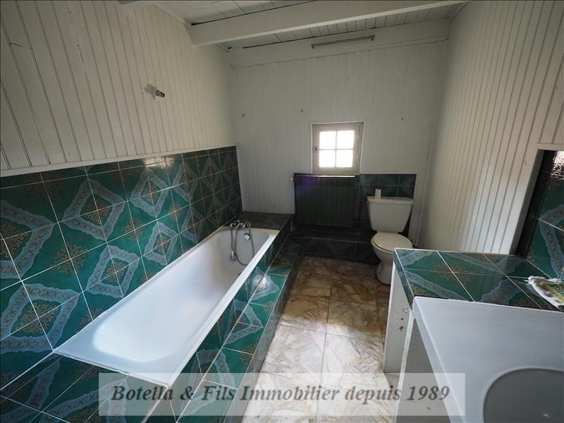 Sale house / villa Uzes 229000€ - Picture 10