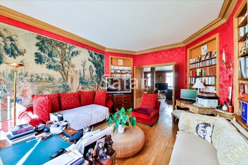 Deluxe sale apartment Paris 16ème 2250000€ - Picture 3