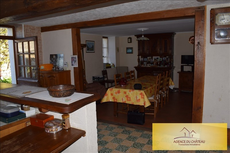 Sale house / villa Villiers en desoeuvre 189000€ - Picture 3