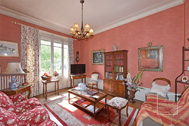 Vente de prestige appartement Lyon 6ème 590000€ - Photo 4