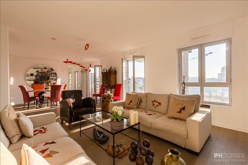 Vente de prestige appartement Paris 17ème 1 780 000€ - Photo 5