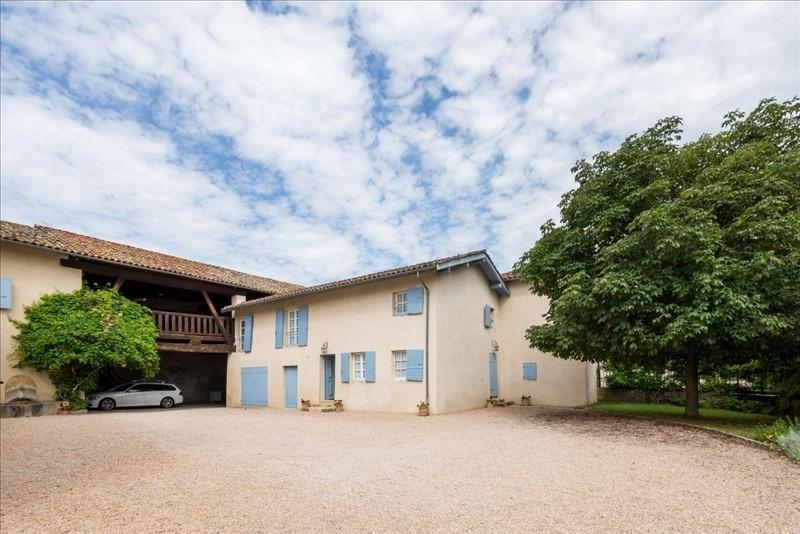 Revenda residencial de prestígio casa Les cotes d arey 990000€ - Fotografia 3