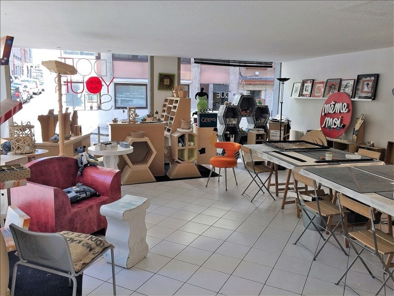 Verkoop  werkplaats Lyon 4ème 177000€ - Foto 2