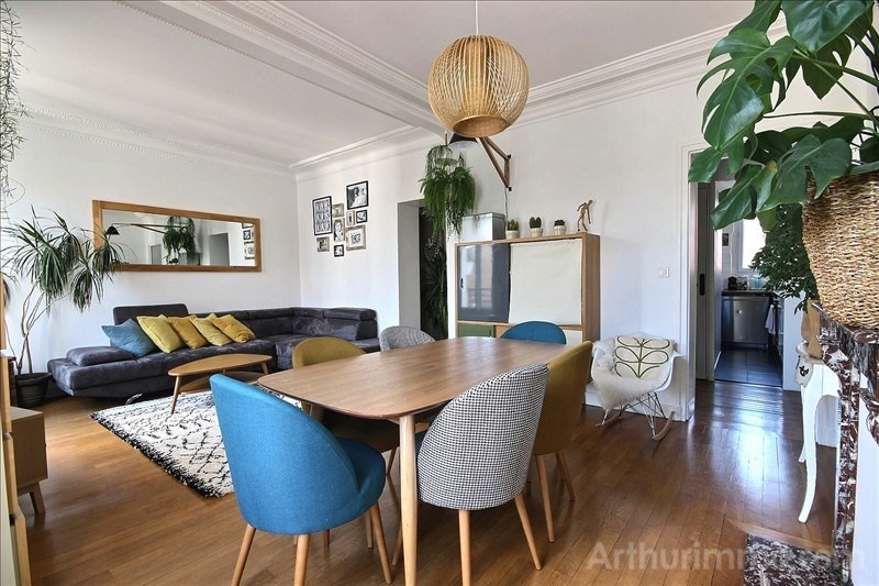 Vente appartement Asnieres sur seine 390000€ - Photo 5