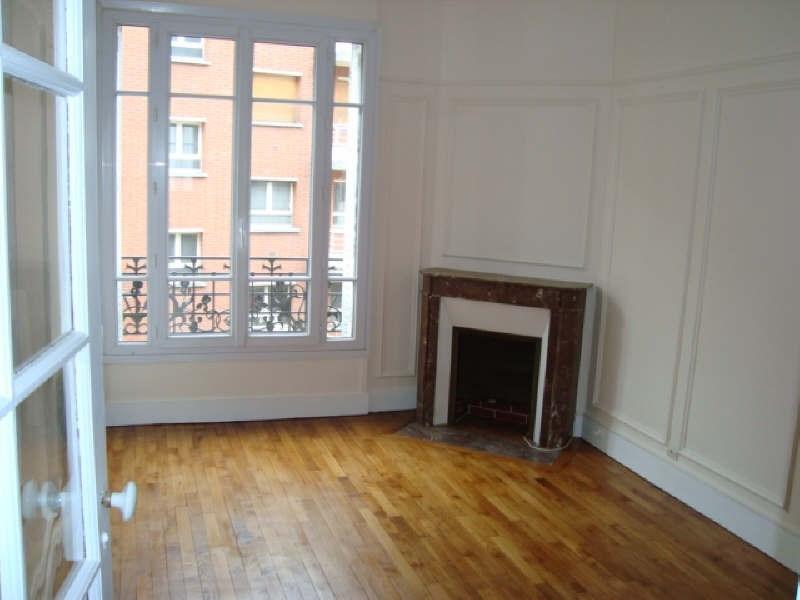 Rental apartment Boulogne billancourt 1050€ CC - Picture 1