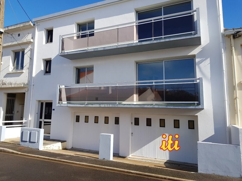 Vente appartement Les sables d olonne 278 000€ - Photo 1