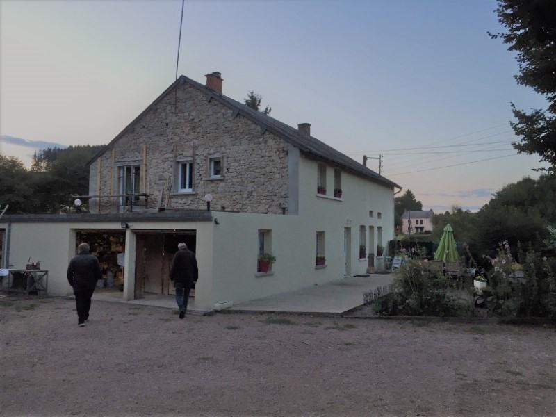 Vente maison / villa Montsauche les settons 129000€ - Photo 1