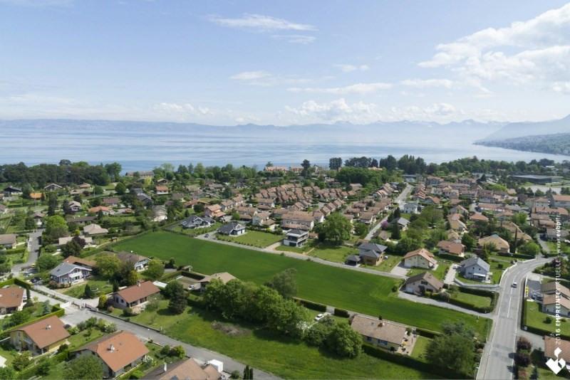 La marjolaine programme immobilier neuf amphion les bains for Piscine amphion