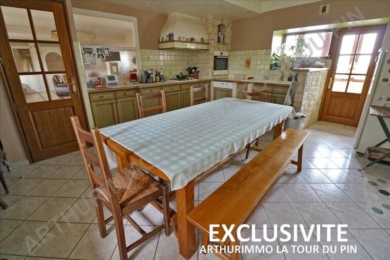 Vente maison / villa La tour du pin 550000€ - Photo 4