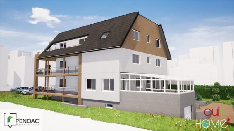 Vente appartement Geispolsheim 374700€ - Photo 2