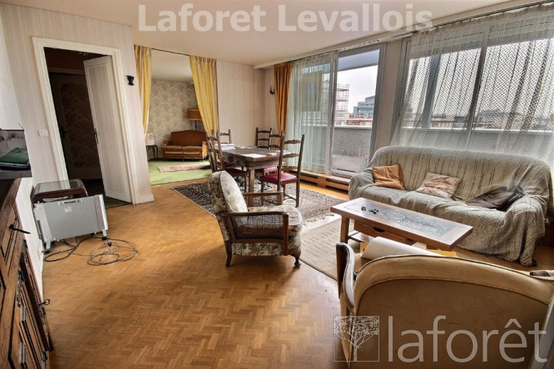 Vente appartement Levallois perret 799 000€ - Photo 1