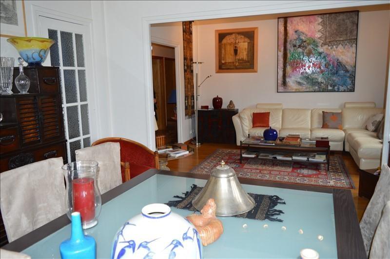 Sale apartment La varenne st hilaire 367500€ - Picture 2