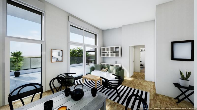 Vente appartement Bruz 188 000€ - Photo 1