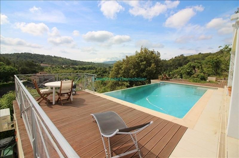 Vente de prestige maison / villa Mouans sartoux 849000€ - Photo 1