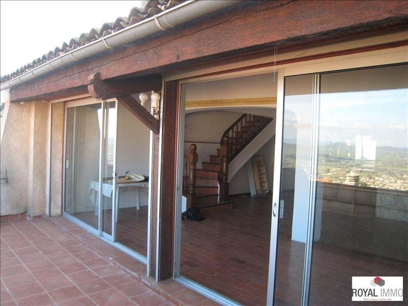 Sale house / villa Sollies ville 290000€ - Picture 7