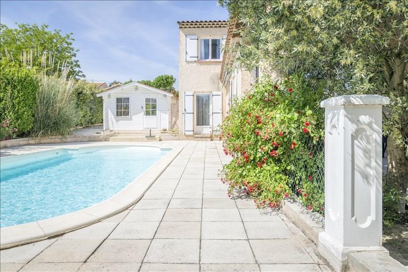 Vente maison / villa Meyreuil 365000€ - Photo 2