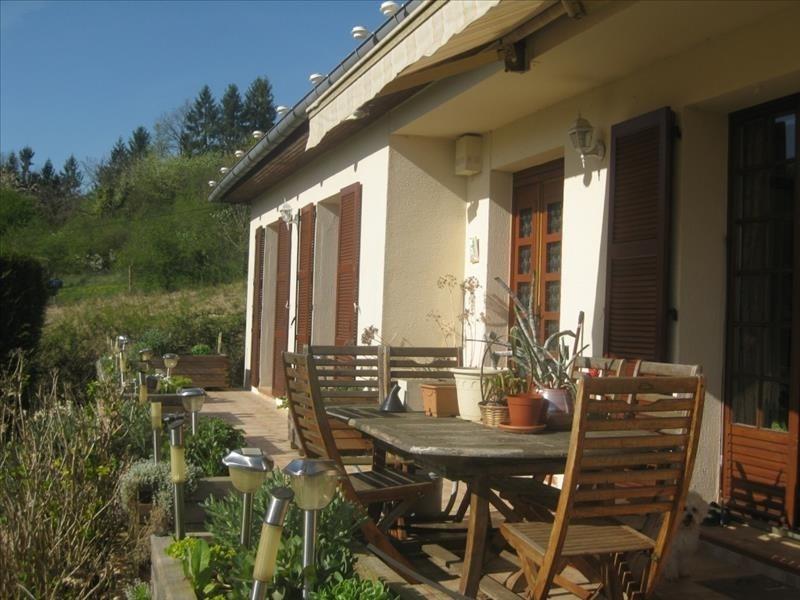 Sale house / villa Vetheuil 380000€ - Picture 1