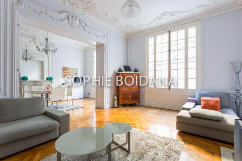Vente de prestige appartement Paris 17ème 1590000€ - Photo 2
