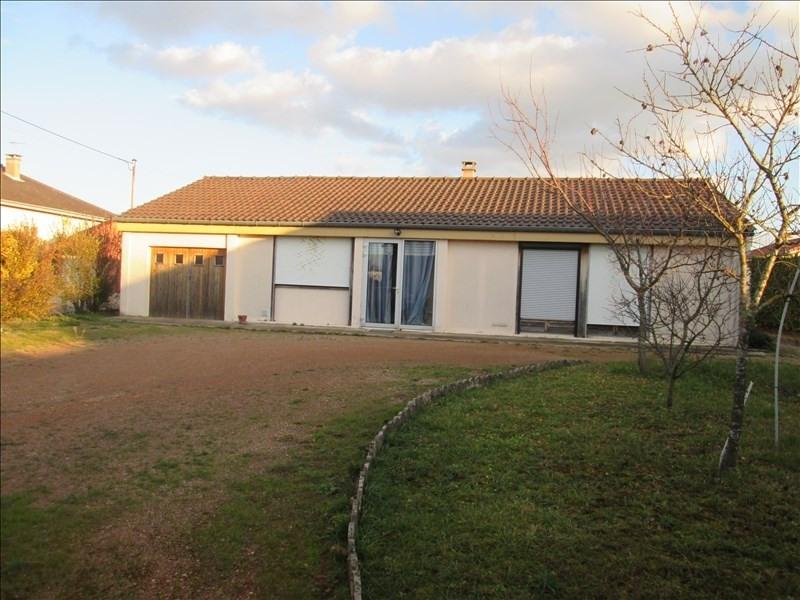 Sale house / villa Feillens 129500€ - Picture 1