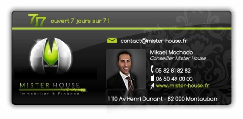 Vente maison / villa Montauban 258500€ - Photo 7