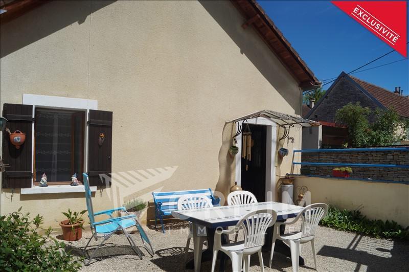 Vente maison / villa Fulvy 50000€ - Photo 1