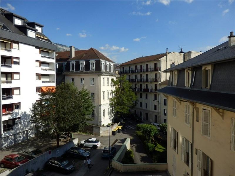 Vente appartement Aix les bains 129000€ - Photo 1