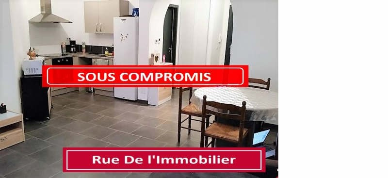 Investment property apartment Mutzig 116 799€ - Picture 1