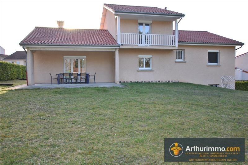 Vente maison / villa L'isle d'abeau 420000€ - Photo 4