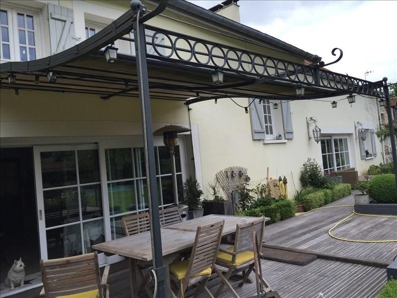 Deluxe sale house / villa Feucherolles 1250000€ - Picture 5