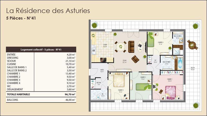 Vente appartement Juvisy sur orge 435000€ - Photo 5